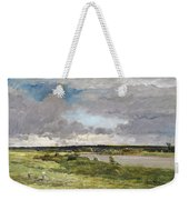 The Coming Storm, Early Spring Weekender Tote Bag