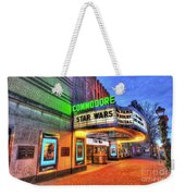 The Commodore Theatre, Portsmouth, Va Weekender Tote Bag
