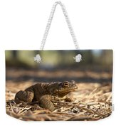 The Common Toad 4 Weekender Tote Bag
