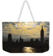 The Commons From South Bank Weekender Tote Bag