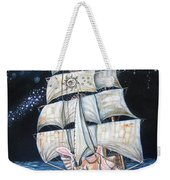 The Conchquistador Weekender Tote Bag