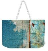 The Concrete Sky Weekender Tote Bag