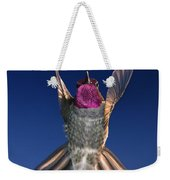 The Conductor Of Hummer Air Orchestra Weekender Tote Bag