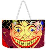 The Coney Smile Weekender Tote Bag