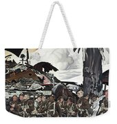 The Conquerors Weekender Tote Bag
