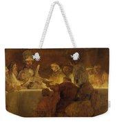 The Conspiracy Of The Batavians Under Claudius Civilis Weekender Tote Bag