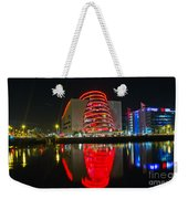 The Convention Centre Reflection Weekender Tote Bag