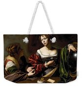 The Conversion Of The Magdalene Weekender Tote Bag