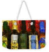 The Cook's Elixirs Weekender Tote Bag