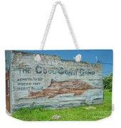 The Cool Coast Camp Weekender Tote Bag