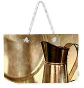 The Copper Pitcher Weekender Tote Bag