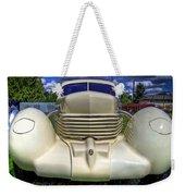 The Cord Weekender Tote Bag