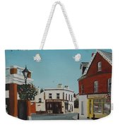 The Corner Note, Dalkey Weekender Tote Bag