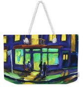 The Corner Store Weekender Tote Bag