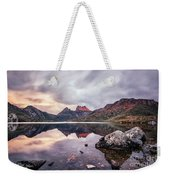 The Coronation Of The Cradle Weekender Tote Bag