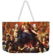 The Coronation Of The Virgin 1626 Weekender Tote Bag