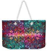 The Cosmos Crown Jewels 1 Weekender Tote Bag by Angelina Vick