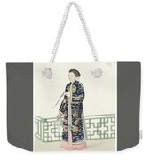 The Costume Of China Weekender Tote Bag
