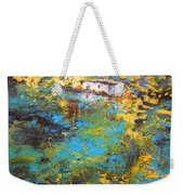 The Cottage By The Lagoon Weekender Tote Bag