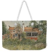 The Cottage. From A Home Weekender Tote Bag