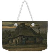 The Cottage Nuenen, May 1885 Vincent Van Gogh 1853  1890  Weekender Tote Bag