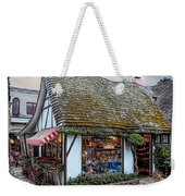 The Cottage Of Sweets - Carmel Weekender Tote Bag