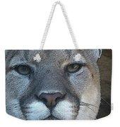 The Cougar 3 Weekender Tote Bag