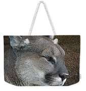 The Cougar Weekender Tote Bag