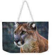The Cougar Weekender Tote Bag
