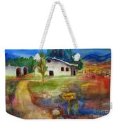 The Country Barn Weekender Tote Bag