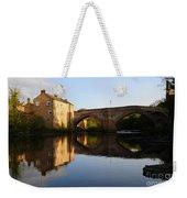 The County Bridge Weekender Tote Bag