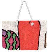 The Courage To Stand Weekender Tote Bag