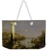 The Course Of Empire - Desolation Weekender Tote Bag