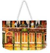 The Court Of Two Sisters On Royal Weekender Tote Bag