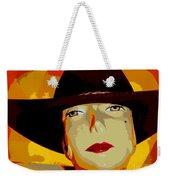 The Cowgirl Weekender Tote Bag