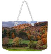 The Cows Are In The Dell  Weekender Tote Bag