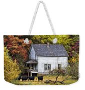 The Cows Came Home Weekender Tote Bag