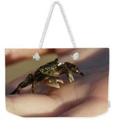 The Crab Weekender Tote Bag