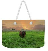 The Crack Of Dawn Weekender Tote Bag