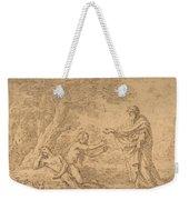 The Creation Of Eve  Weekender Tote Bag