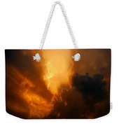 The Creation Of Light Weekender Tote Bag