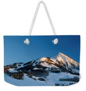 The Crested Butte Weekender Tote Bag
