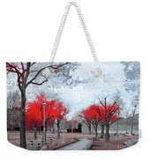 The Crimson Trees Weekender Tote Bag
