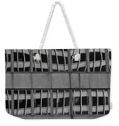 The Crooked House Weekender Tote Bag by Juergen Weiss