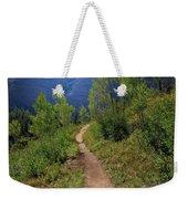 The Crooked Path Weekender Tote Bag