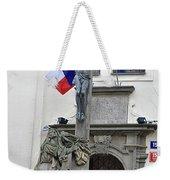The Cross And Flags Weekender Tote Bag