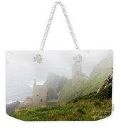 The Crowns In Fog Weekender Tote Bag