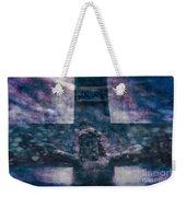 the Crucifixion of Jesus Weekender Tote Bag