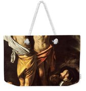 The Crucifixion Of Saint Andrew Weekender Tote Bag