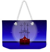 The Crucifixion On The Sea Weekender Tote Bag